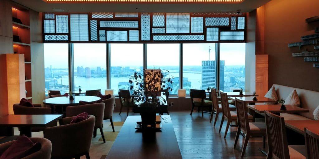Conrad Tokio Lounge