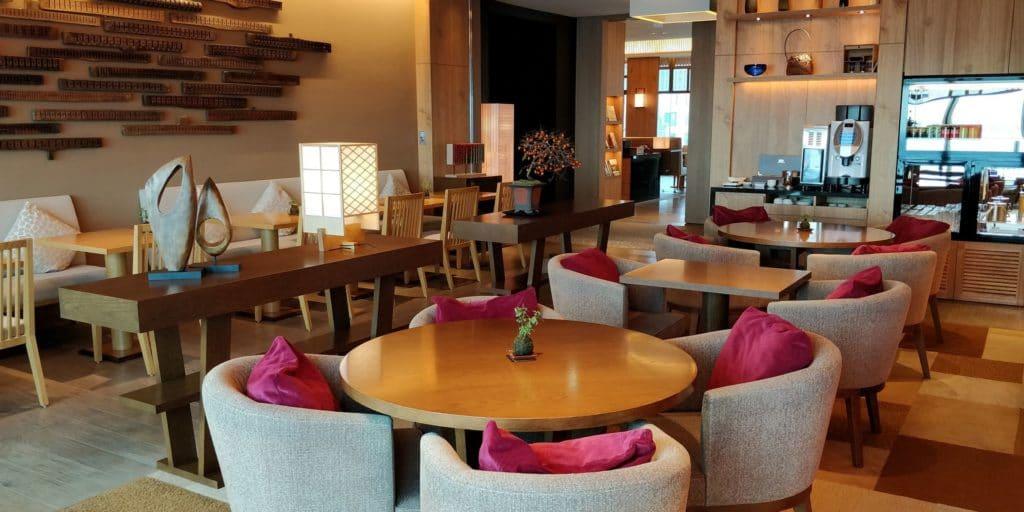 Conrad Tokio Lounge 2