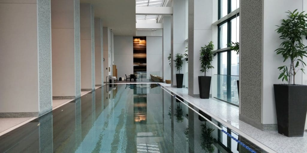 Conrad Tokio Pool