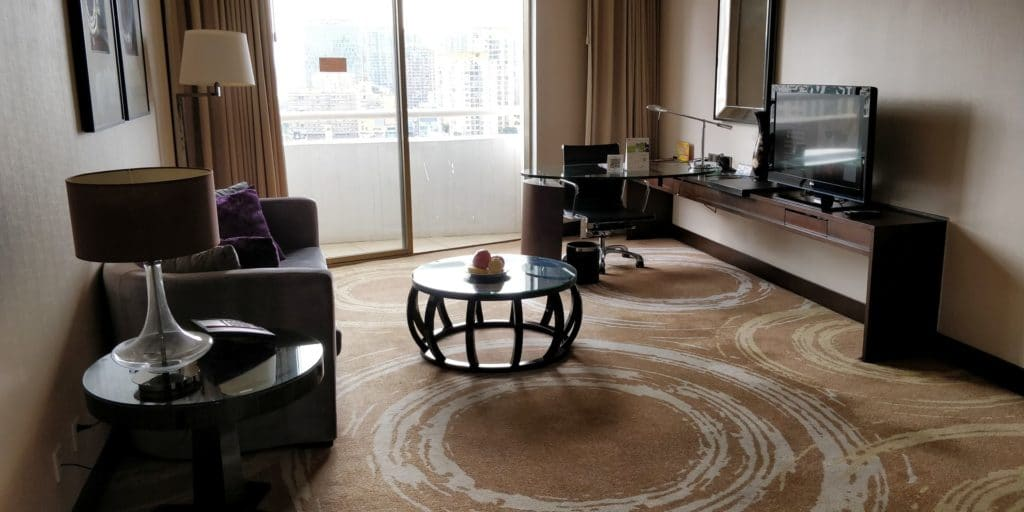 Crowne Plaza Kunming Suite 2