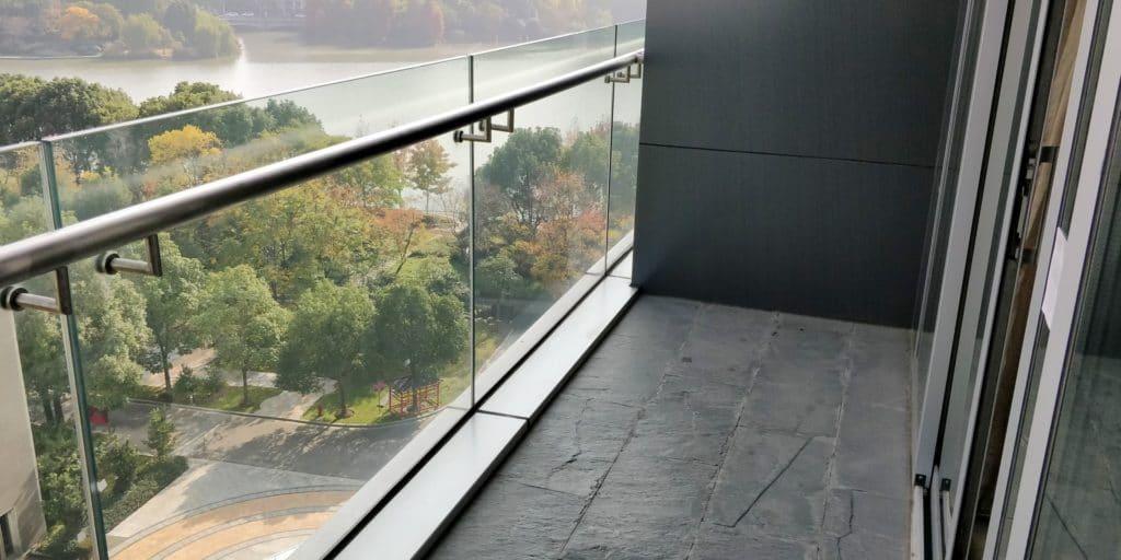 Crowne Plaza Shanghai Xiayang Lake Balkon