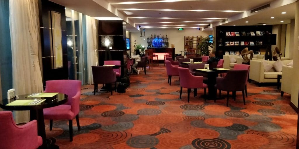 Crowne Plaza Shanghai Xiayang Lake Lounge