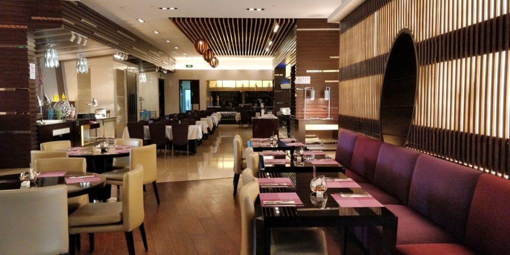 Crowne Plaza Shanghai Xiayang Lake Restaurant