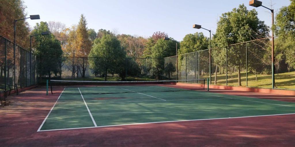 Crowne Plaza Shanghai Xiayang Lake Tennis
