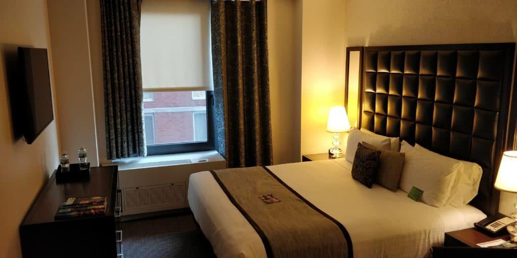 Distrikt Hotel New York Zimmer