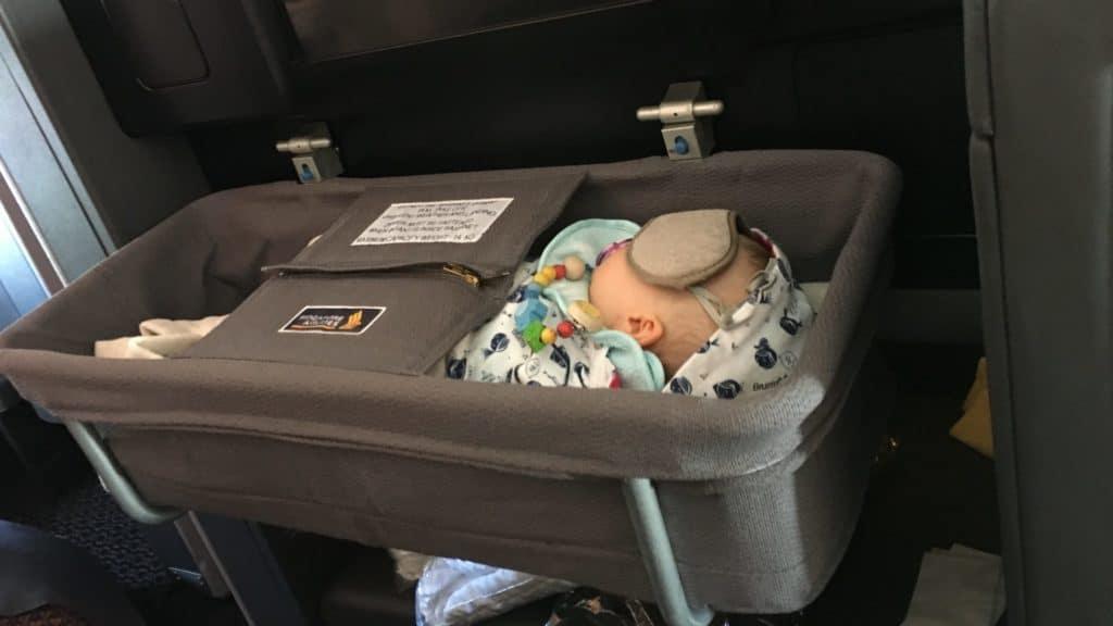 Fliegen Mit Baby Langstrecke Bassinet