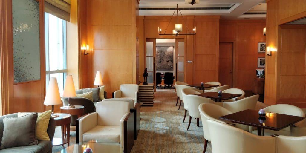 Four Seasons Shanghai Lounge