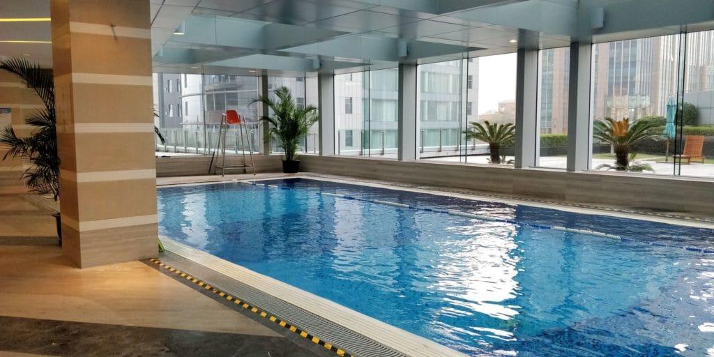 Four Seasons Shanghai Pool 2