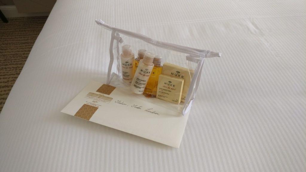 Grand Hotel Des Sablettes Plage Geschenk