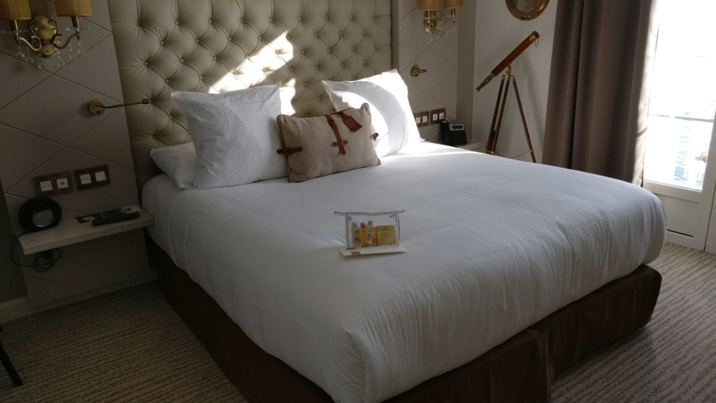 Grand Hotel Des Sablettes Plage Sea View Room