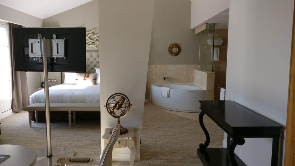 Grand Hotel Des Sablettes Plage Tropizienne Suite 3
