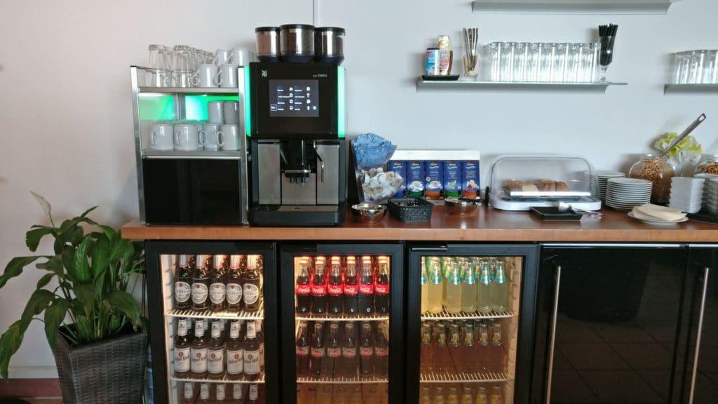 Greenwings Lounge Berlin Schönefeld Buffet 6
