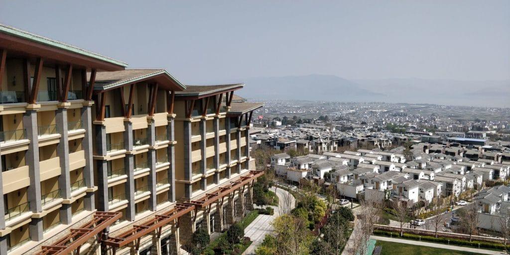 Hilton Dali Resort Gebäude