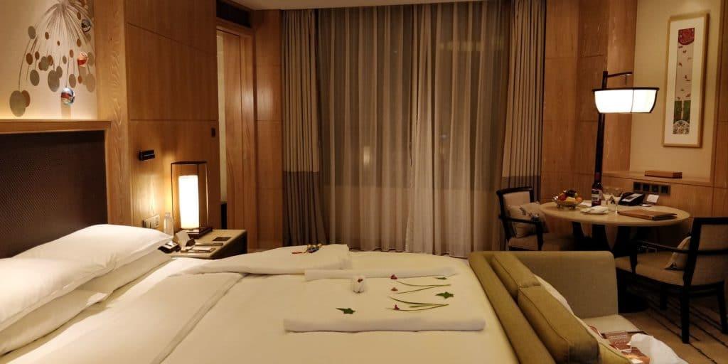 Hilton Dali Resort Zimmer