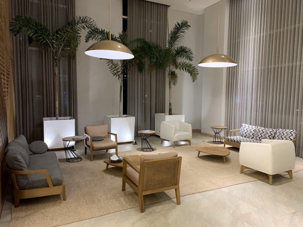 Hilton Garden Inn Santa Marta Annehmlichkeiten 2