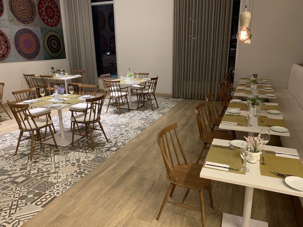 Hilton Garden Inn Santa Marta Restaurant 3