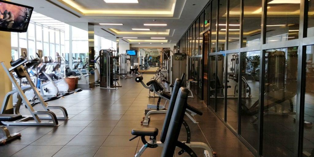 Hilton Shanghai Hongqiao Fitness 3