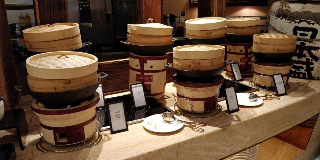 Hilton Shanghai Hongqiao Frühstück 3