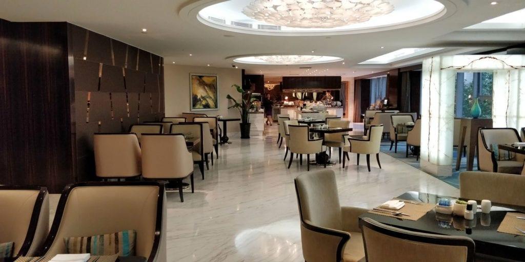 Hilton Shanghai Hongqiao Lounge
