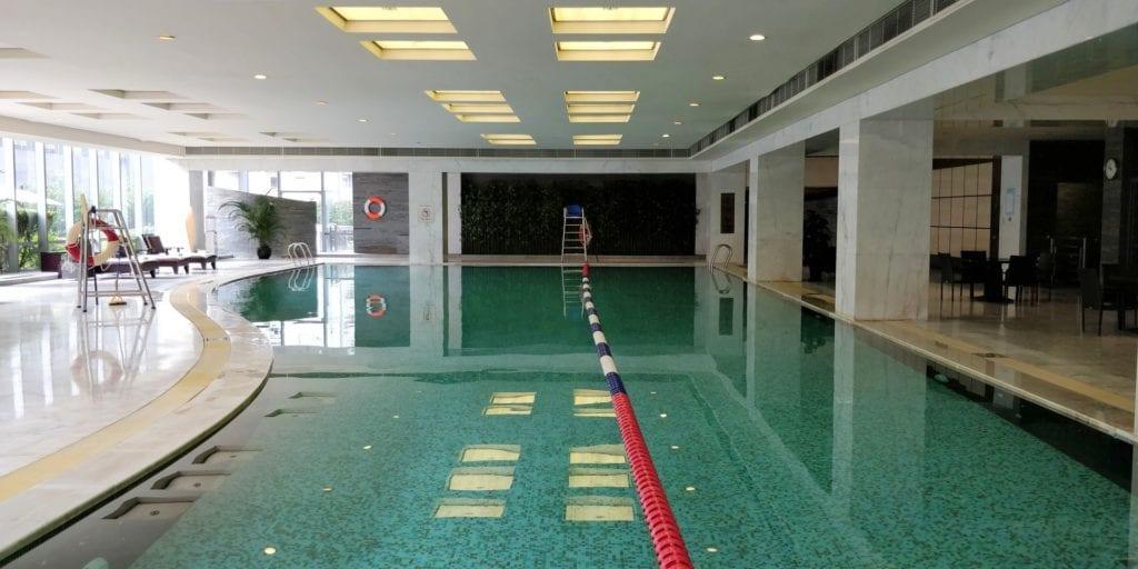 Hilton Shanghai Hongqiao Pool