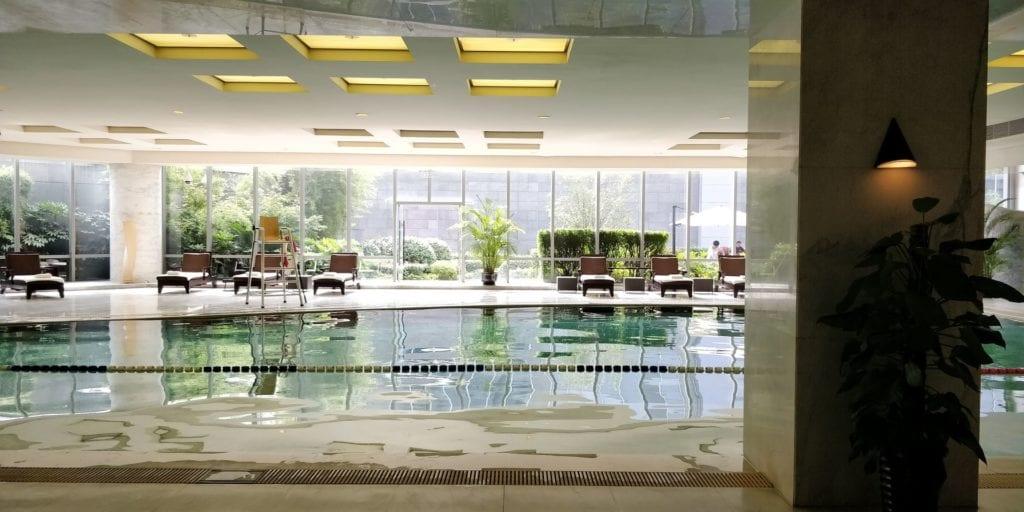 Hilton Shanghai Hongqiao Pool 2