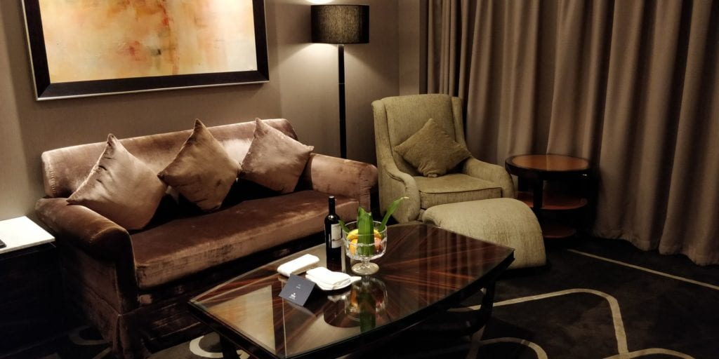 Hilton Shanghai Hongqiao Zimmer 2