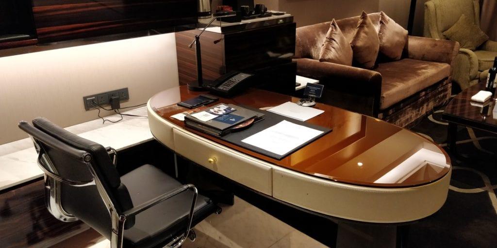 Hilton Shanghai Hongqiao Zimmer 3