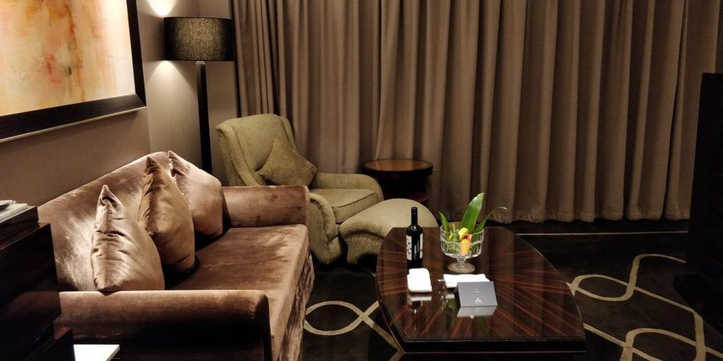 Hilton Shanghai Hongqiao Zimmer 4