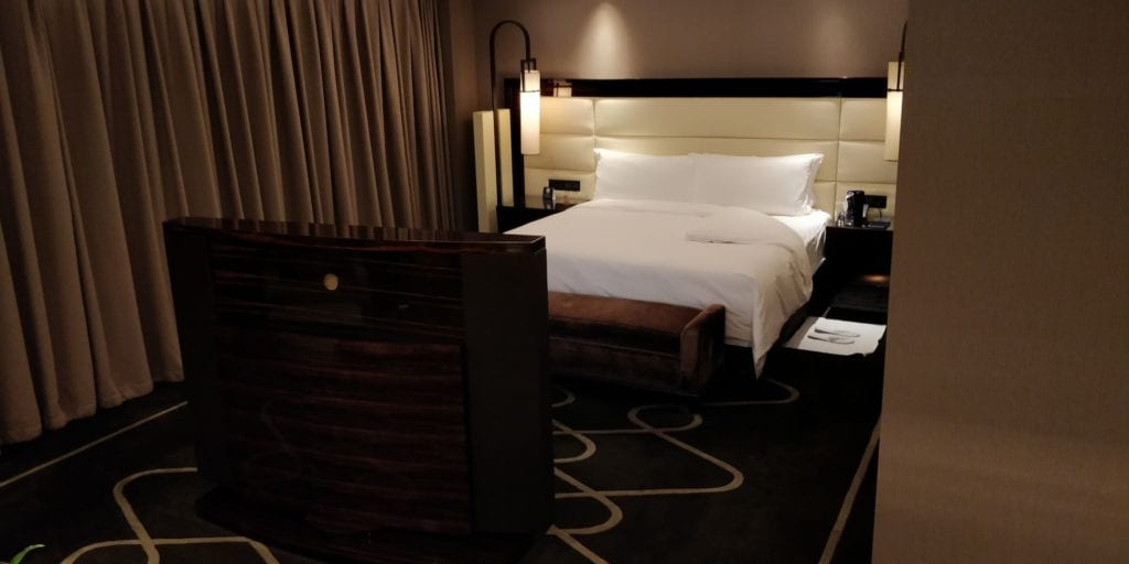 Hilton Shanghai Hongqiao Zimmer 5