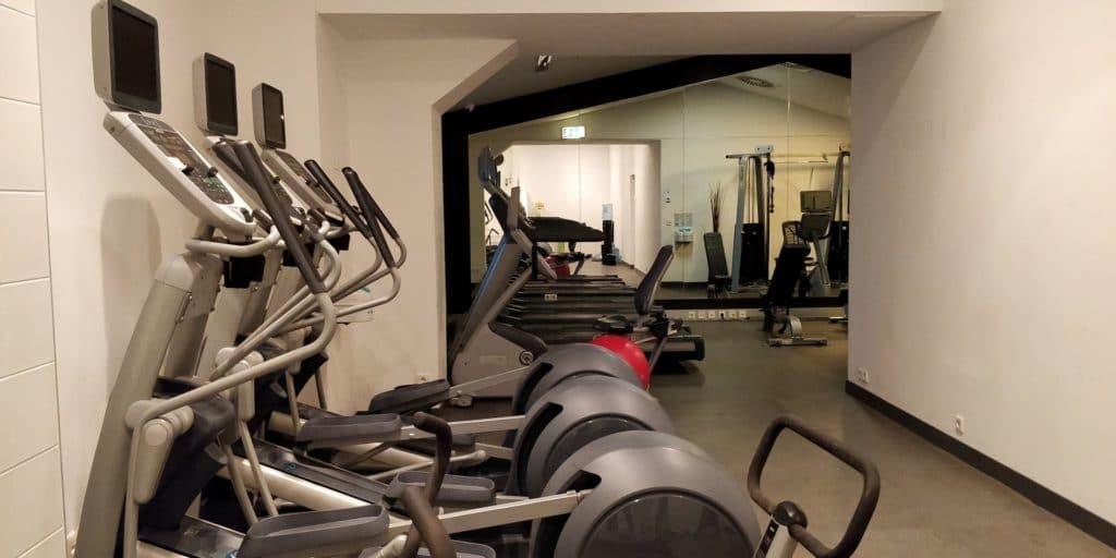 Hilton Wien Danube Waterfront Fitness 2