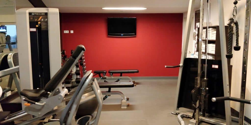 Hilton Wien Danube Waterfront Fitness 3