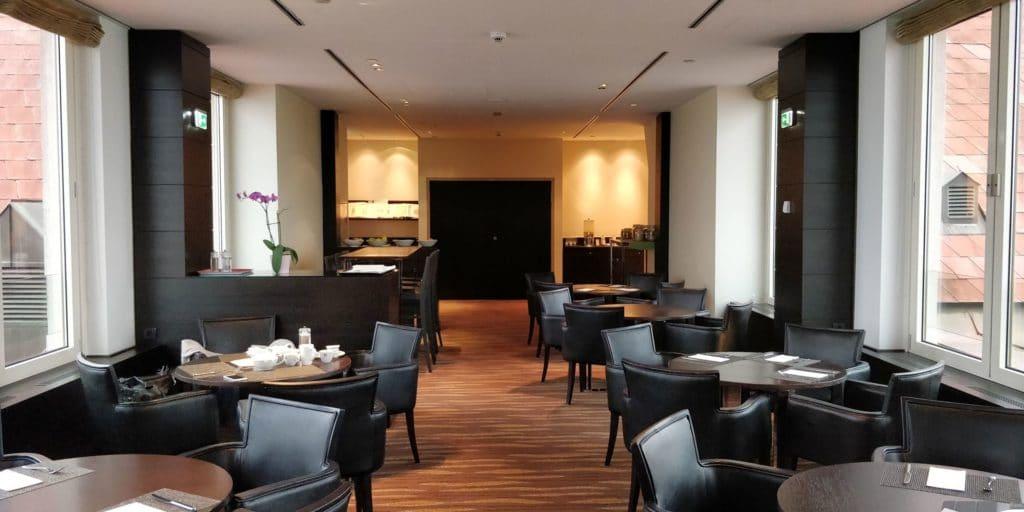 Hilton Wien Danube Waterfront Lounge