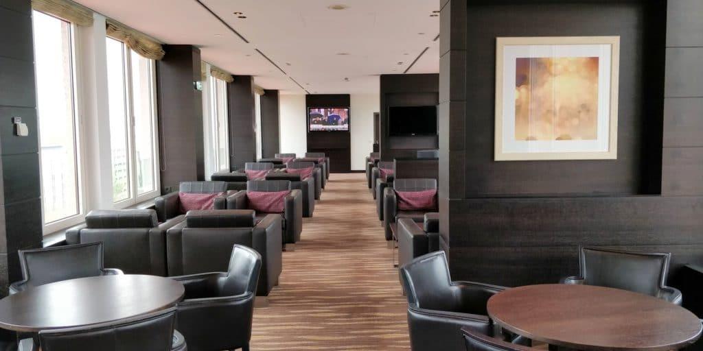 Hilton Wien Danube Waterfront Lounge 2