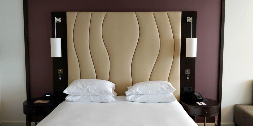 Hilton Wien Danube Waterfront Zimmer 2