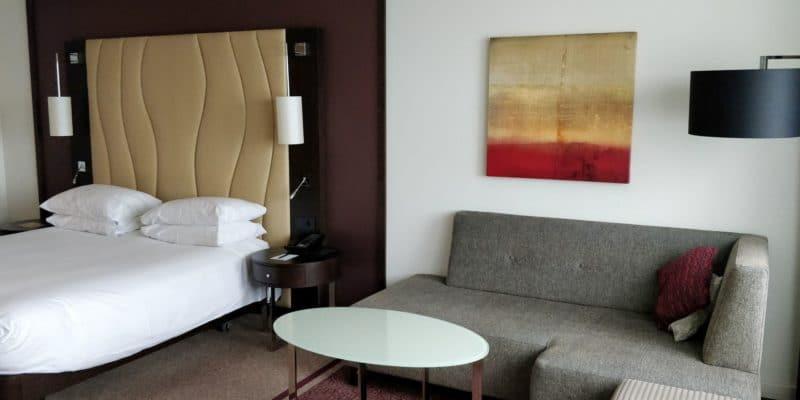 Hilton Wien Danube Waterfront Zimmer 5