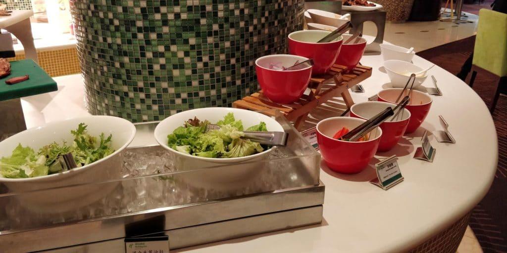 Holiday Inn Shanghai Pudong Nanpu Frühstück 2