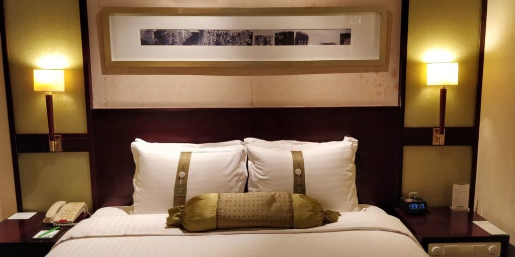 Holiday Inn Shanghai Pudong Nanpu Zimmer 2