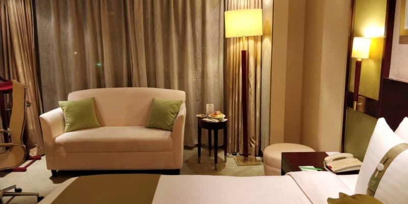 Holiday Inn Shanghai Pudong Nanpu Zimmer 3