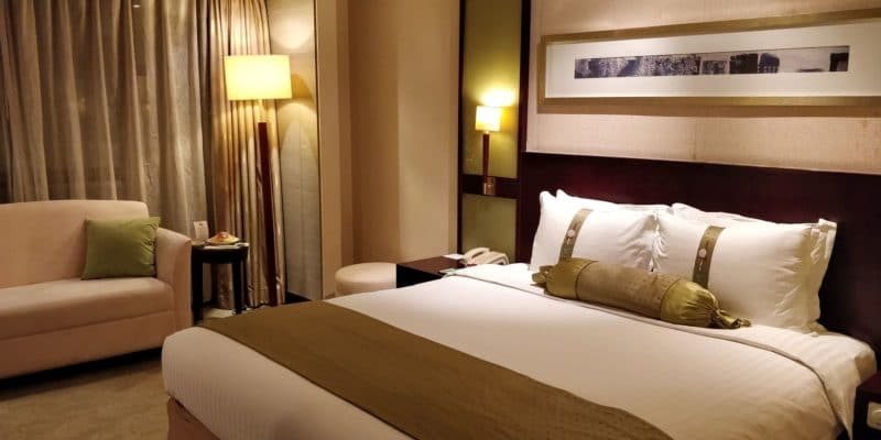 Holiday Inn Shanghai Pudong Nanpu Zimmer