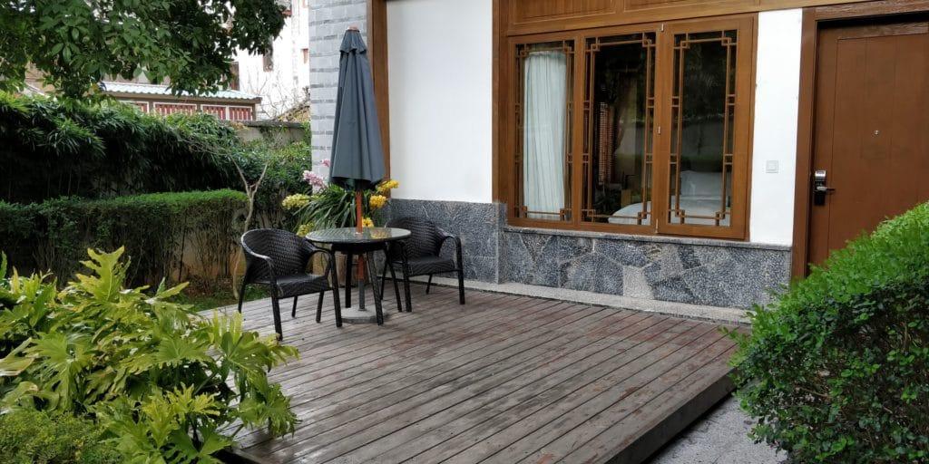 Indigo Lijiang Terrasse
