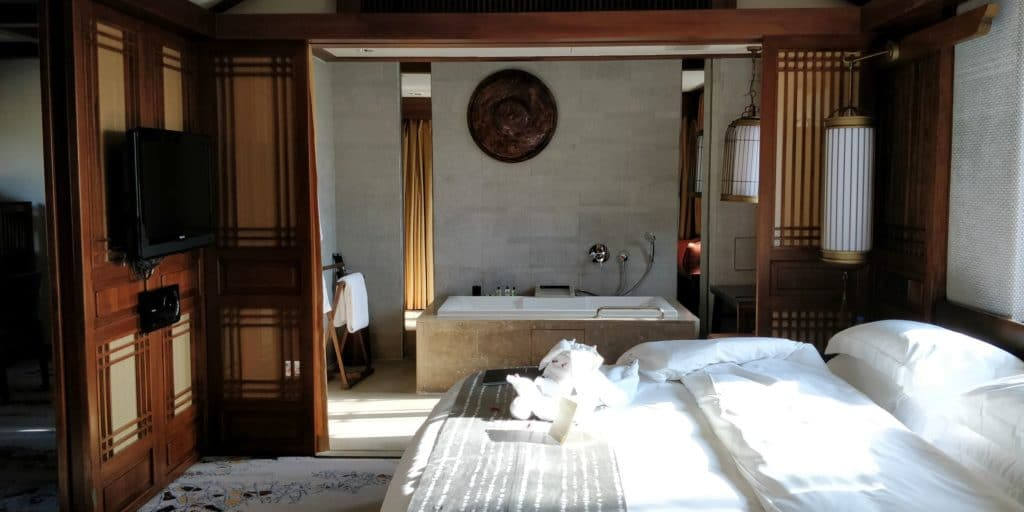 InterContinental Lijiang Zimmer