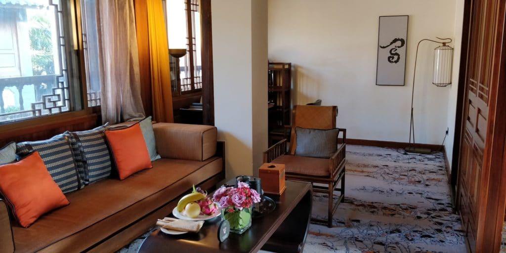 InterContinental Lijiang Zimmer 2