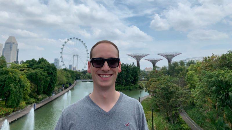 Leo In Singapur