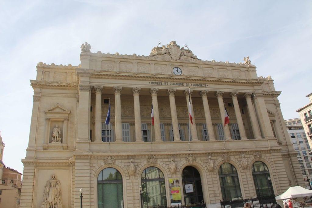 Marseille Bourse