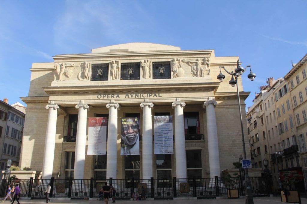 Marseille Oper