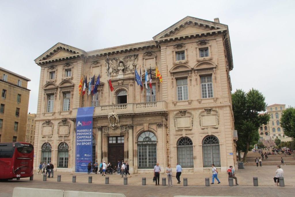 Marseille Rathaus