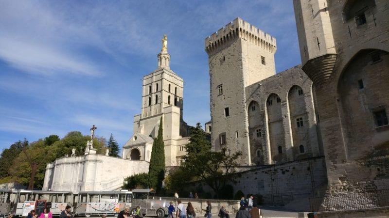 Papstpalast Avignon 2