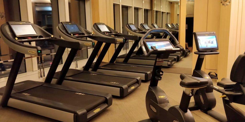 Park Hyatt Shanghai Fitness