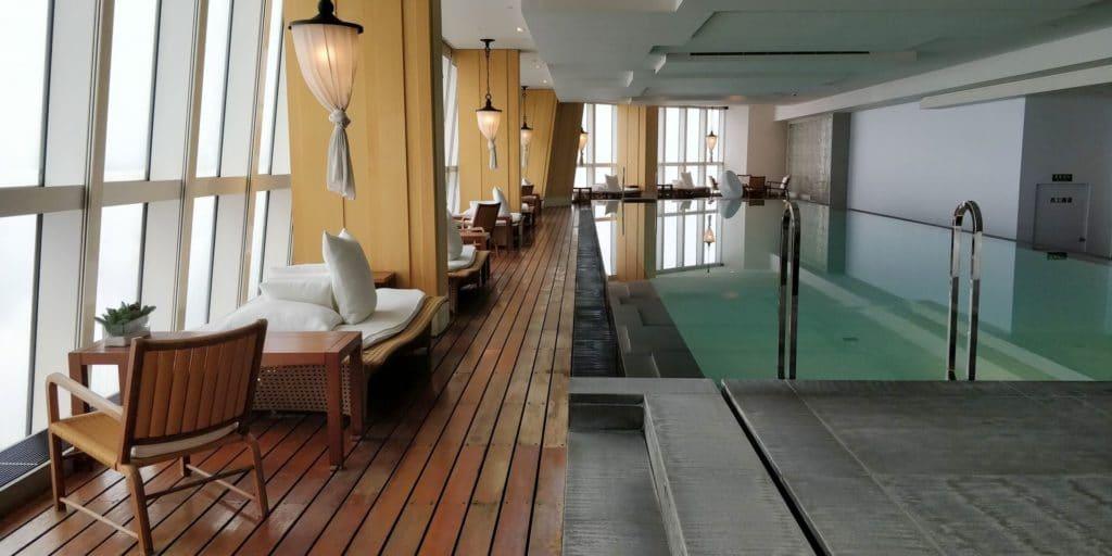 Park Hyatt Shanghai Pool 4