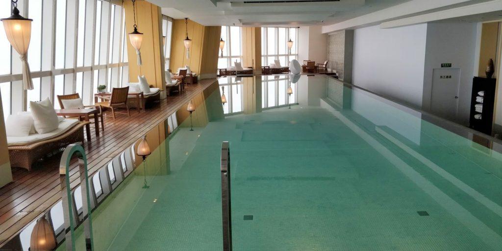 Park Hyatt Shanghai Pool 5
